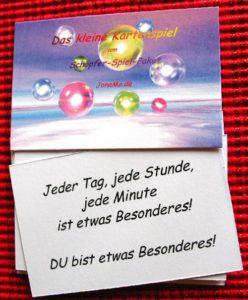 Kartenspiel SchöpferSpielPaket
